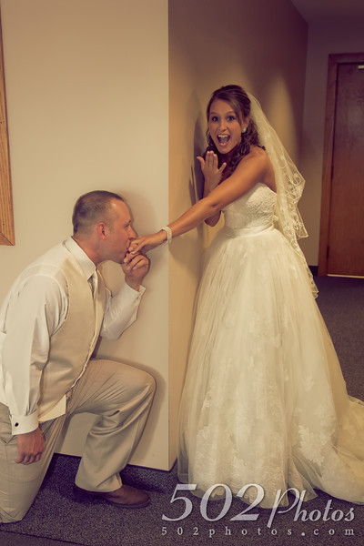 Alicia & Kris Dillard Wedding