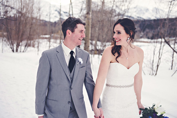 Aline & Mitch - Wedding