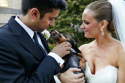 Alison & Anubav's Wedding
