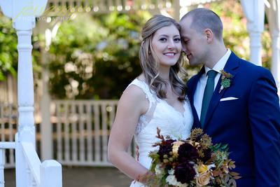 Alissa and Greg Wedding