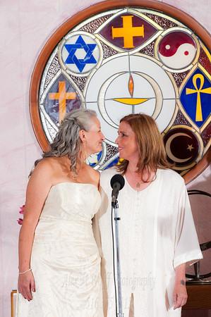 Alix and Priscilla - The Wedding