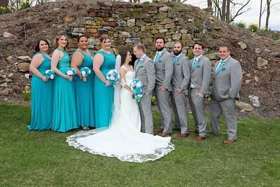 Macher Wedding Formal Portraits
