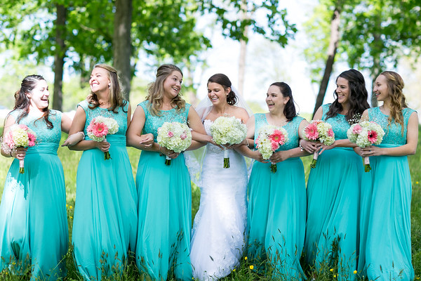 Alli + Greg Wedding
