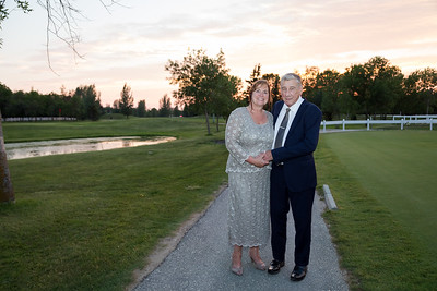 Allison & Lyle Wedding Manitoba July 2018