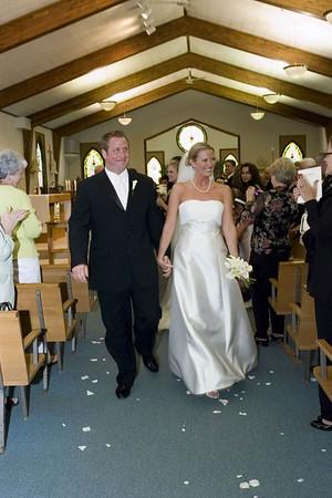 Allison & Michael's wedding