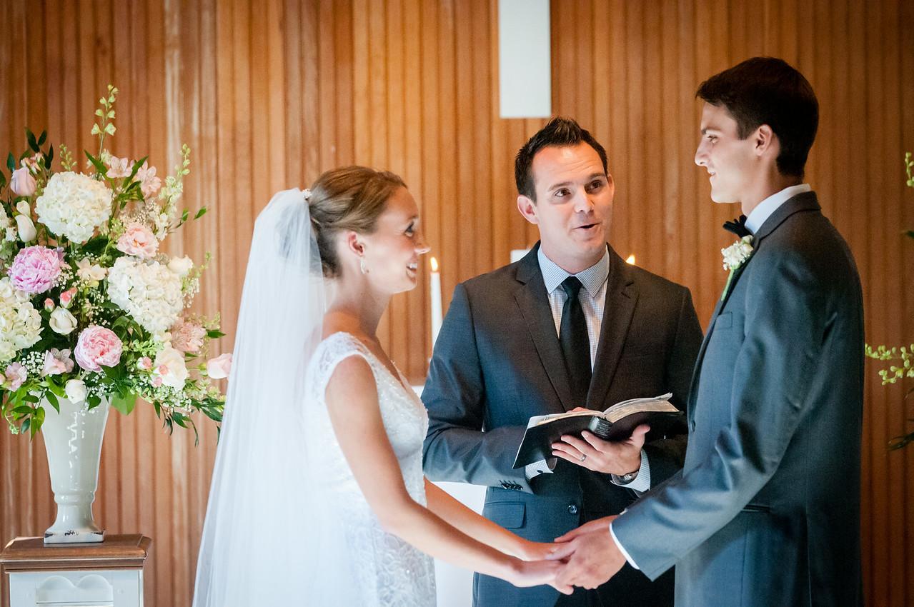 Allison and Sean - Ceremony