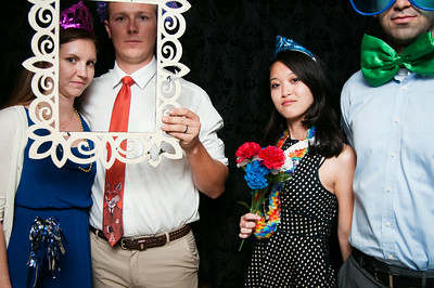 Allison and Sean - Photo Booth