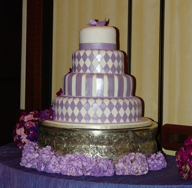 Time for the cake cutting