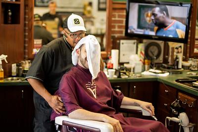 100 barber shop