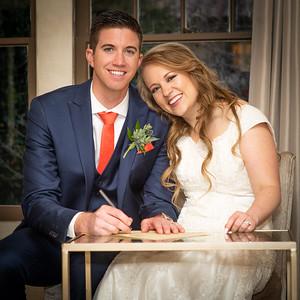 Allison and Josh Simpson Wedding