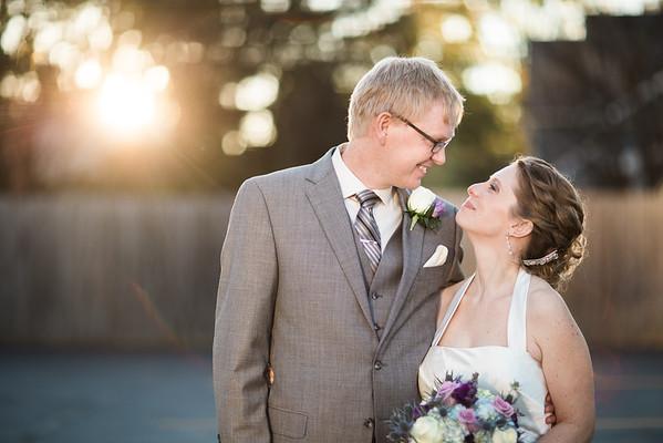 Allisyn + Michael Wedding