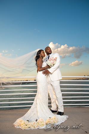 Alton & Shannon Glenn Wedding
