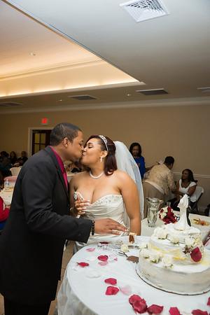 Alyse and Tony Wedding Reception