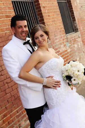 Alysha and Kristian