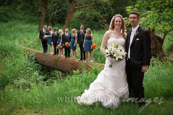 Alyssa & Jake Wedding