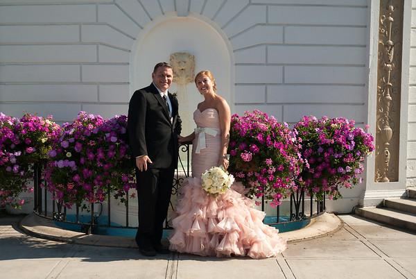 Alyssa + Jim. Hotel Hershey.