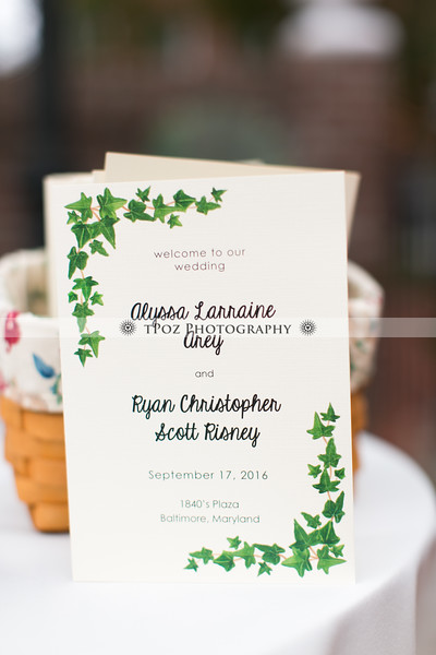 Alyssa+Ryan's 1840's Wedding
