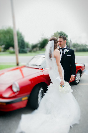 Alyssia & Marco Wed