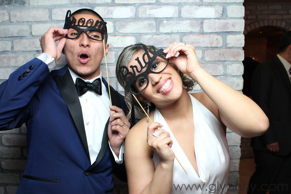 Amaly & Joel Photo booth
