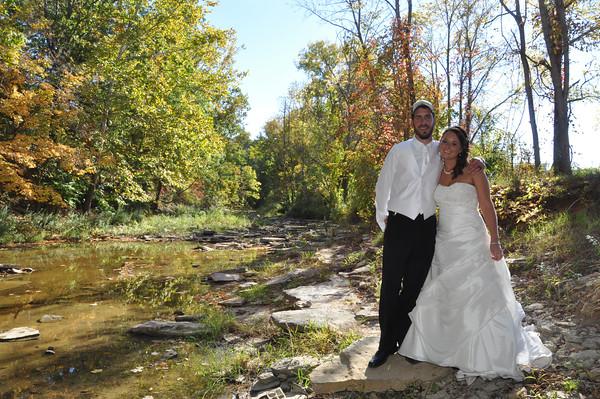 Amanda & Brett Kerker's Wedding