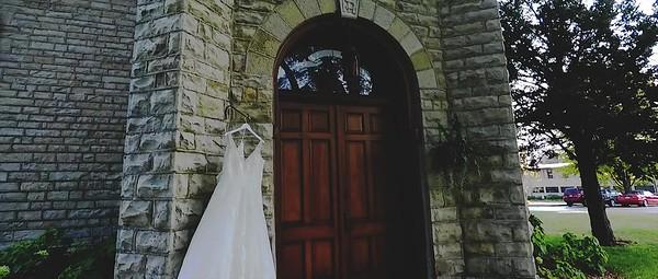 Amanda & Brians Wedding Story