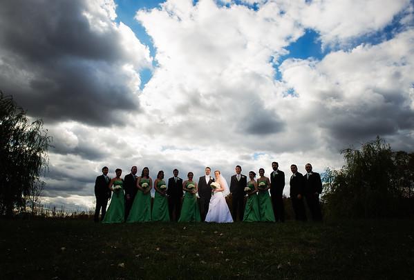 Amanda & Bryce | Wedding | First Presbyterian Church of Plymouth, St Mary's Cultural Center