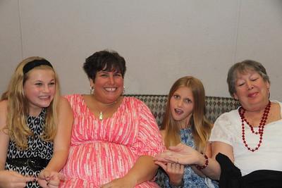 Abigail, Katie, Emily, Noreen
