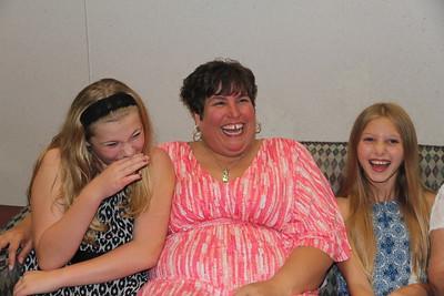 Abigail, Katie & Emily - they are always so sad.....