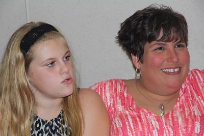 Abigail & Katie