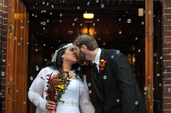 Amanda & Norman's Wedding