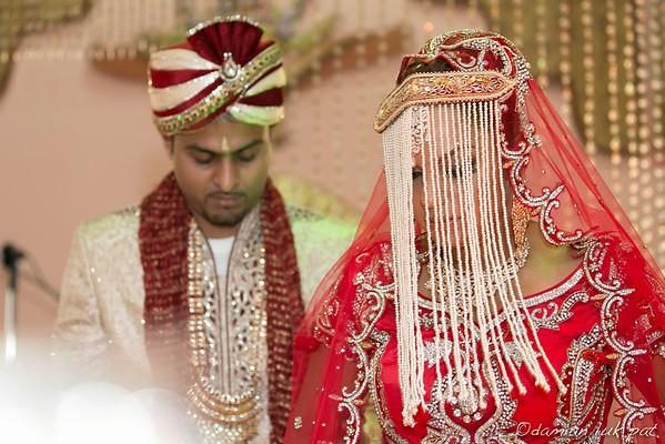 Amanda & Rajeev Hindu Wedding