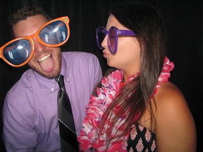 Amanda Rogneby and Joey Lanzone Wedding Reception and Ceremony 8/6/16