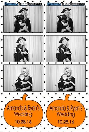Amanda & Ryan 10-28-2016