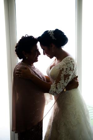 Amanda & Tariq's Wedding Day
