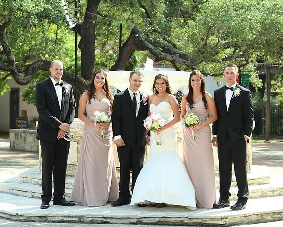 Amanda and Danny - Family & Formal