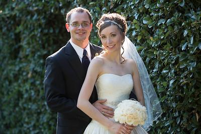 Amanda and Jeremy : Wedding