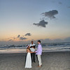 Amanda and Kaden's beach wedding!