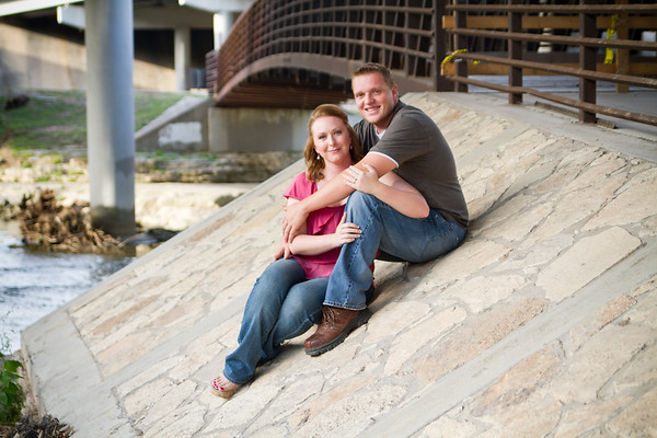 Amanda & Kevin - Engagement Session