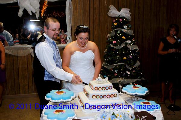 Amanda and Tim Reception 20111008