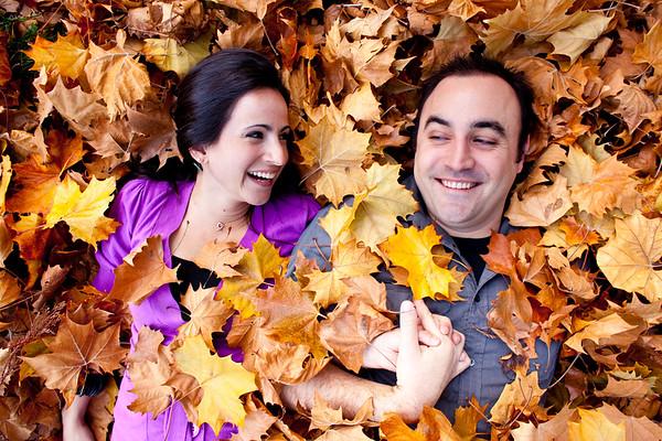 Amanda & John