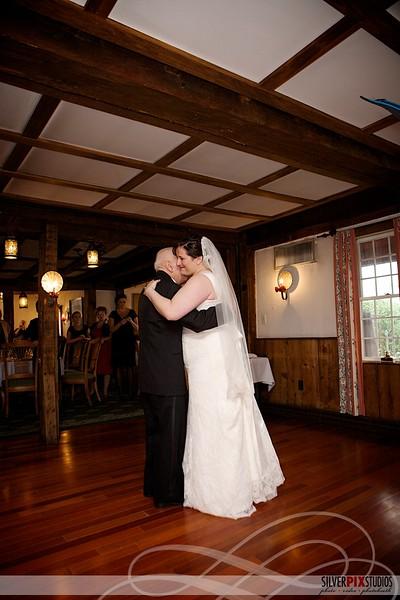 Barker Tavern Winter Wedding