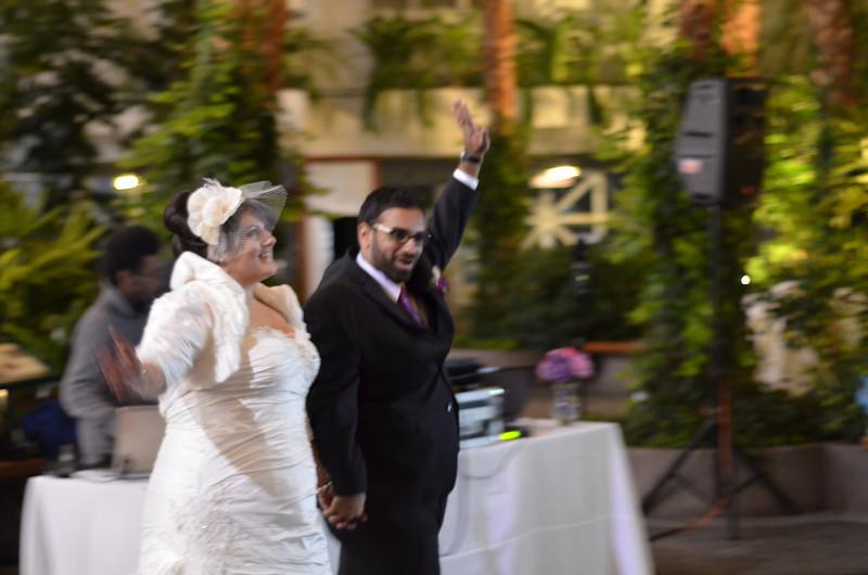 Introducing Mr. & Mrs. Patel.