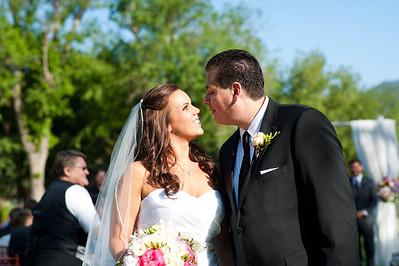 Amber & Blake - Wedding