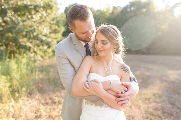 Amber + Johnny Wedding