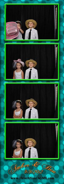 Amber and Ben DeRiggi Wedding