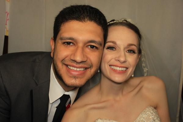 Amber and Ricardo