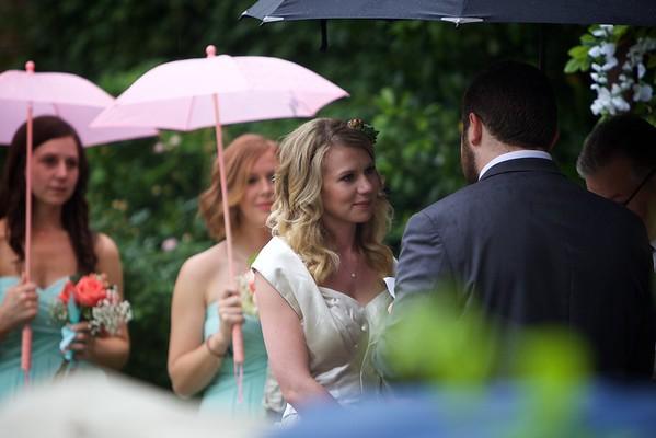 Amberly & Theron Wedding