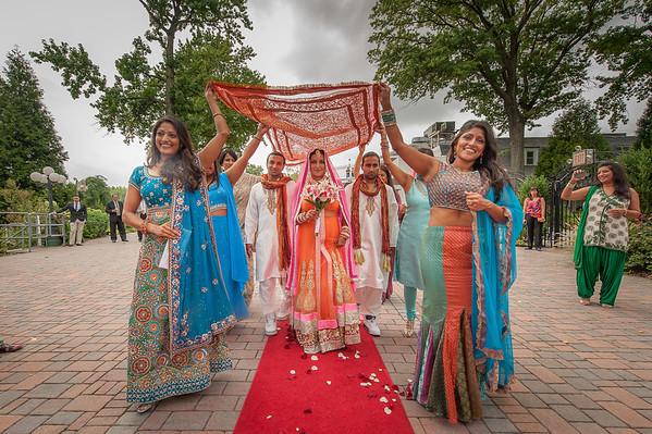 Amita & Adam's Wedding Ceremony