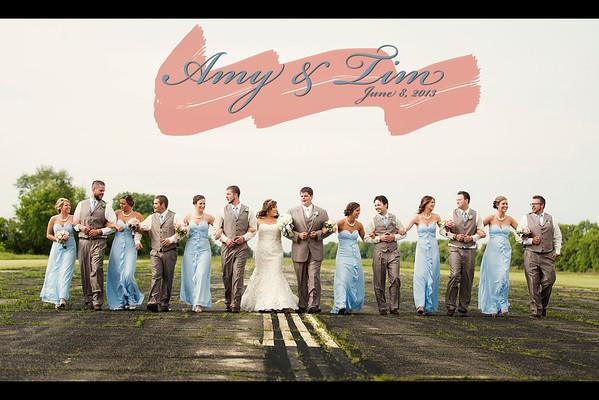Amy Pufahl & Tim Kunes Wedding Gallery