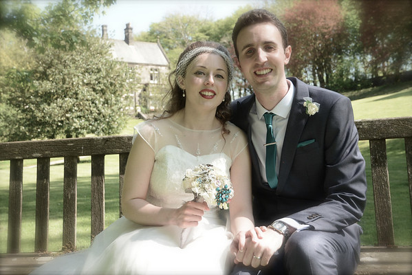 Amy and Ben Wedding Hargate Hall Buxton